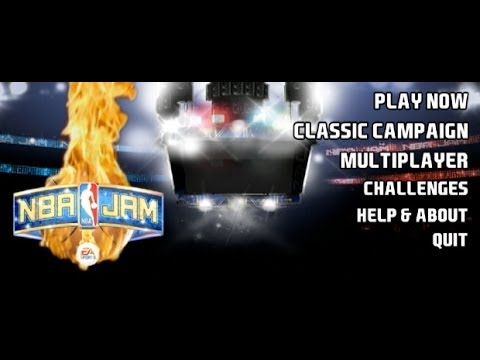 NBA  Jam Android App Review and Gameplay Video (UPDATED)