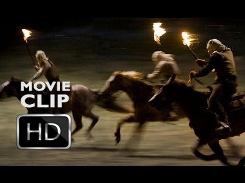 Django Unchained Clip - The Bags