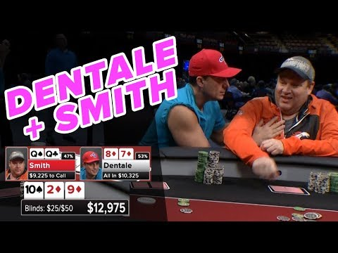 Dentale and Gavin Smith DUST UP | S5 E36 Poker Night in America