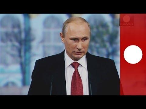Путин: Однополярная модель мироустройства не состоялась
