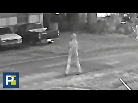 El video de la existencia de un supuesto asesino en serie que ha desatado terror en Tampa