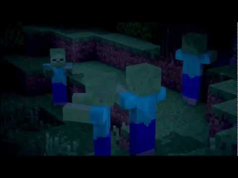 Skydoesminecraft Singing Grenade parody with Music Video