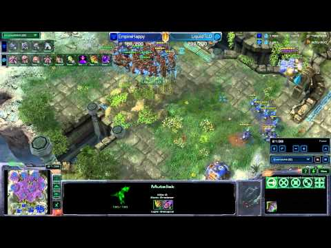 HD Starcraft 2 TLO v Happy ZvT g2