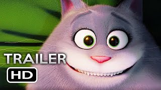 THE SECRET LIFE OF PETS 2 Official Teaser Trailer 2 (2019) Animated Movie HD