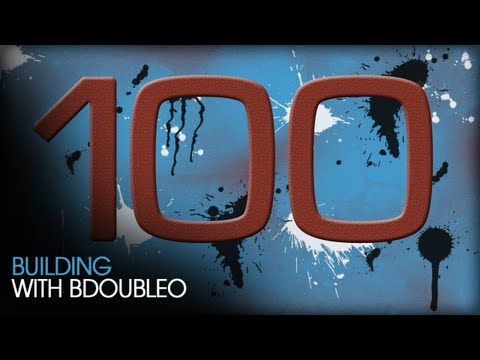 Minecraft Building with BdoubleO Episode 100