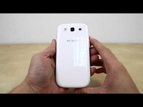 Samsung Galaxy S3 (aka S III S 3): Overview
