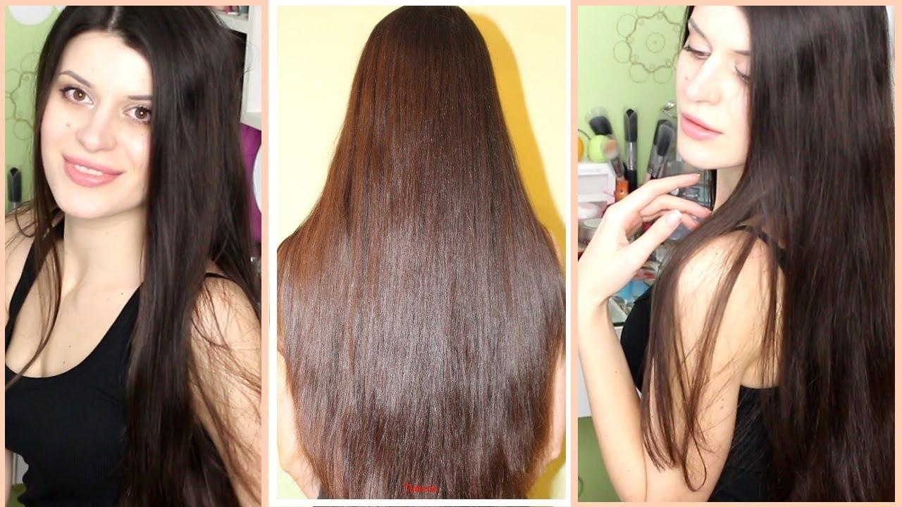 Маска для корней волос