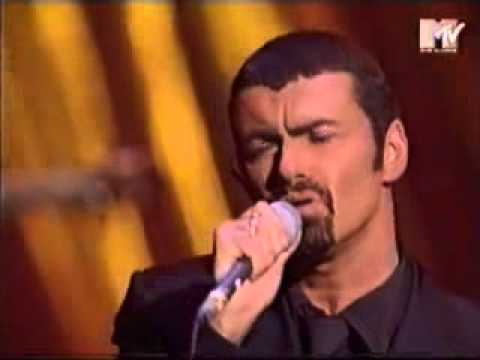 George Michael - I Cant Make You Love Me