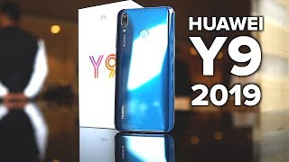 Huawei Y9 2019 hands on REVIEW and UNBOXING [CAMERA, GAMING, BENCHMARKS]