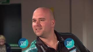 Speed Darts! Rob Cross v James Wade