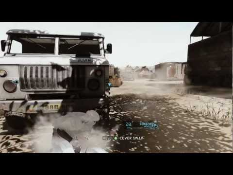 Tom Clancy's Ghost Recon Future Soldier - Talo DIRECTCU HD 6870