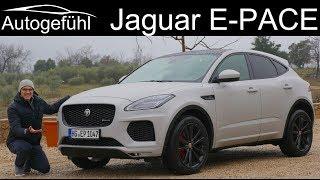 Jaguar E-PACE FULL REVIEW P300 R-Dynamic HSE EPace - Autogefühl