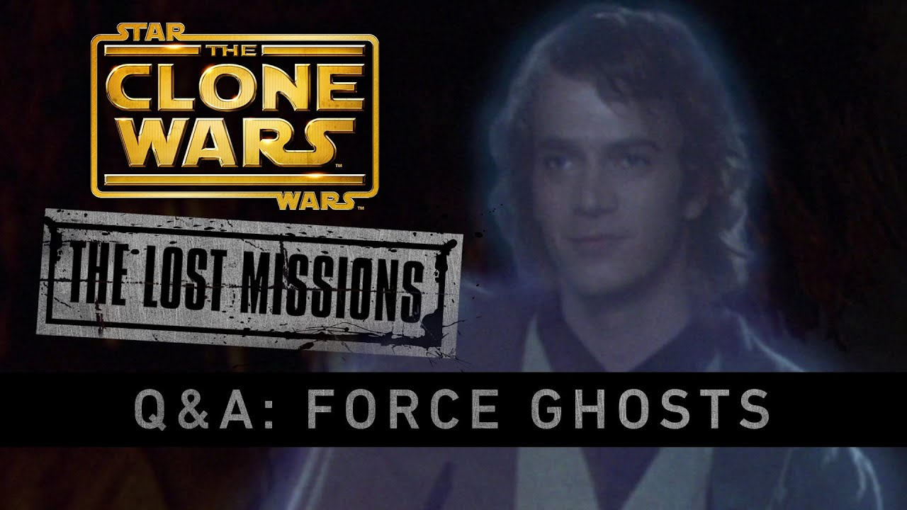 Yoda Force Ghost Force Ghosts The Lost