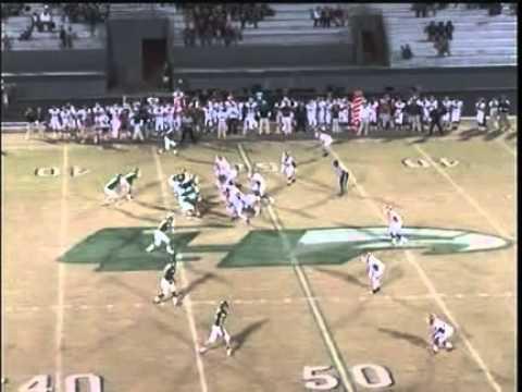 Tyler Henderson #5 (jr) RB/WR/KR 2012 Collins Hill High School Football