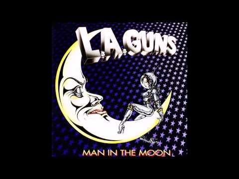 La Guns - Man in the Moon
