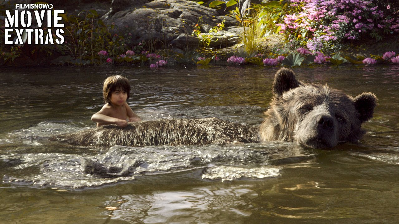 The Jungle Book 'Re-Imagining the Music' Featurette (2016)