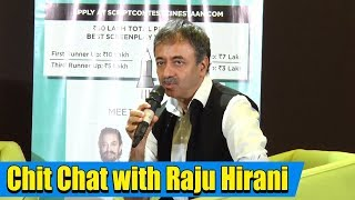 Chit Chat with Raju Hirani at Cinestan Script Contest 2nd Edition Announcement