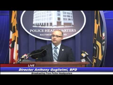 BPD-TV Press Conference: Pedophile Arrest of David Fisher