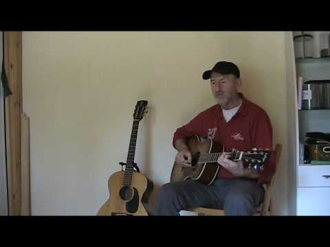 Ragtime And Blues Guitar - Careless Love - Jim Bruce plays Blind Boy Fuller