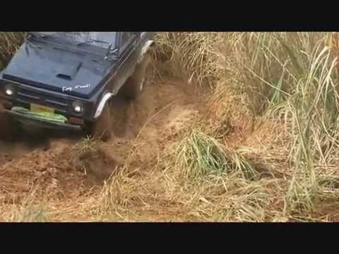 Jimny 4x4 660cc   in Inasa part 02
