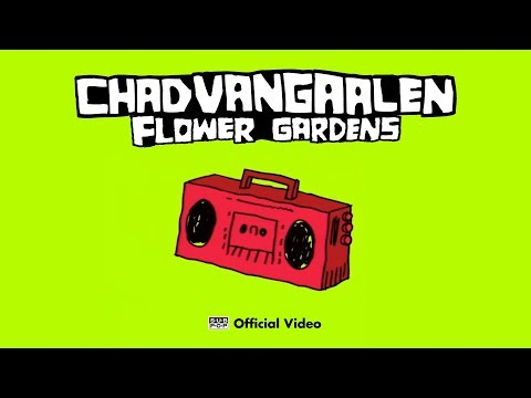 Chad Vangaalen - Flower Gardens (OFFICIAL VIDEO)