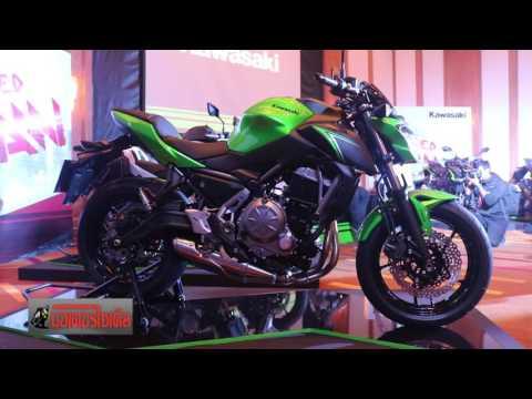 Z650 Z900 Z1000 2017 : Kawasaki ถล่มตลาดบิ๊กไบค์แหลก คาดจองทะลัก Expro 1 ธค.59 : Motorcycle News Tv