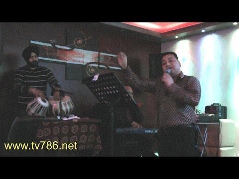 Chupke Chupke Raat Din Aansu Bahana Yaad Hai Singer Shabaz Ahmad video