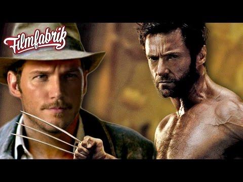 Hugh Jackman hört auf? I Indy 5 I Die Unglaublichen 2! - FILM NEWS