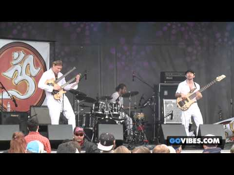 "Consider The Source performs ""The Great Circuiting"" at Gathering of the Vibes Music Festival 2013"