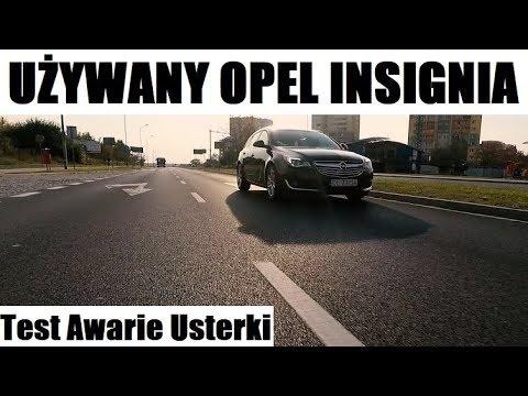 2013 Używany Opel Insignia (Test Awarie Usterki)