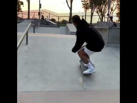 We can watch this all day @nyjah | Shralpin Skateboarding