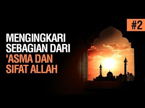 """Bab 40 Mengingkari sebagian dari """"Asma dan sifat Allah"""" - Ustadz Ahmad Zainuddin Al Banjary"""