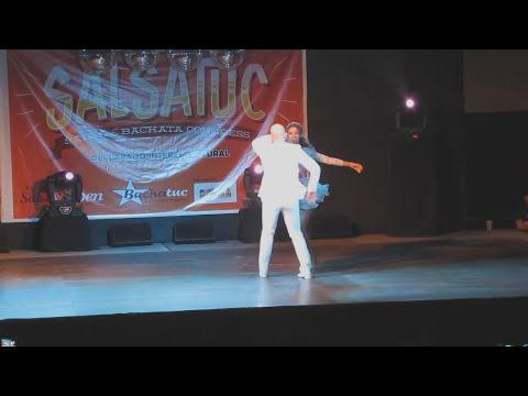 SalsaTuc Congress 2014 ~ Ataca y La Alemana (No me ames)
