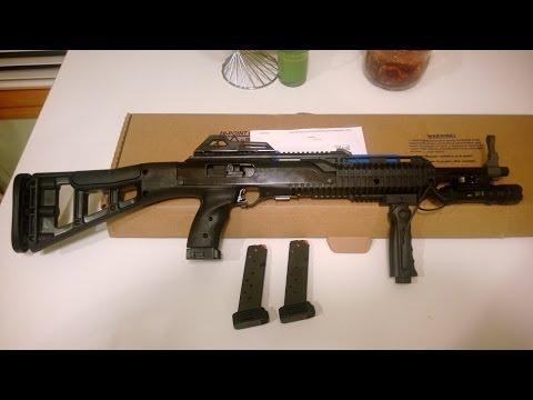 Gun Review - Hi-Point 4595TS .45 ACP Pistol Caliber Carbine
