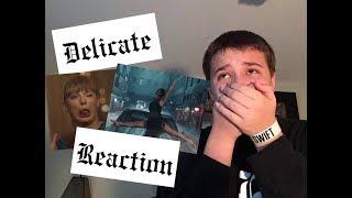 Download Lagu TAYLOR SWIFT - DELICATE (REACTION!!) Gratis STAFABAND