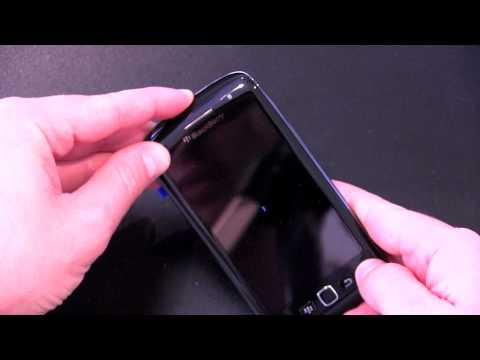 Blackberry Torch 9860 Unboxing & Hands On