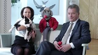 Nenpiv 2014  Presidenttipari ja Lennukoira Nenpivk