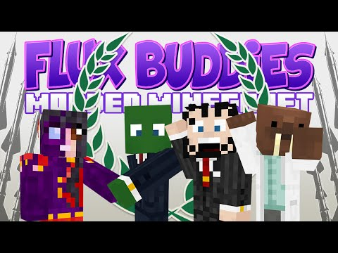 Minecraft - Flux Buddies #141 - Peace Treaty (yogscast Complete Mod Pack) video