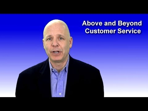 Customer Service Expert Shares How to Give Above and Beyond Customer Service