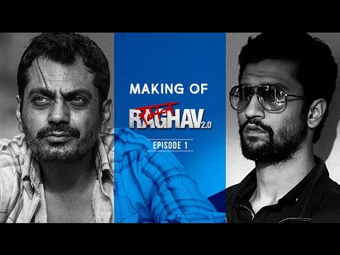 Shooting with Kashyap | Making of RR 2.0 - Episode 1 | Anurag Kashyap