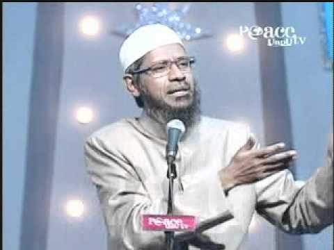 Media Aur Islam Jung Ya Amn Dr.zakir Naik 05 (urdu Bayan) video