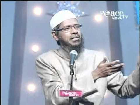 Media Aur Islam Jung Ya Amn Dr.zakir Naik 05 (urdu Bayan) video