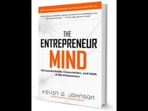 Kauffman FastTrac Entrepreneurial Author Series - Kevin Johnson - August 20, 2014
