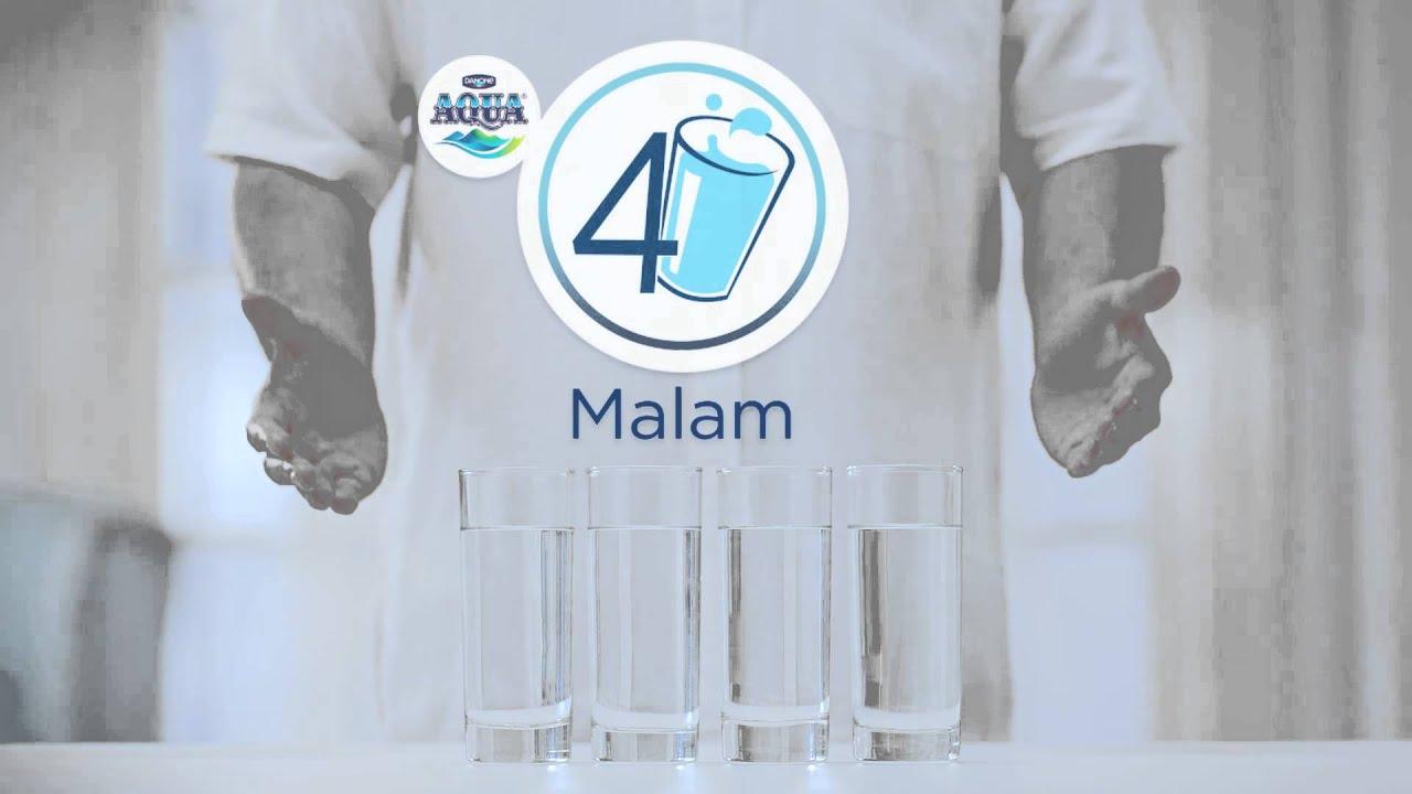 Minum Aqua 242 Aqua 242 8 Gelas Duration