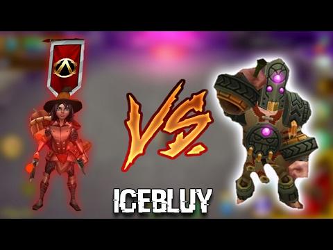 icebluy vs ichucknorris / arcane legends
