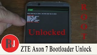 How To Unlock The Bootloader On The ZTE Axon 7