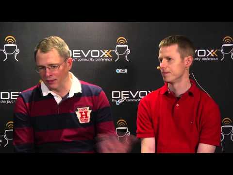 Dart 1.0 interview with Lars Bak and Kasper Lund at Devoxx 2013