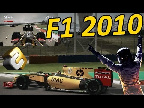 F1 2010 Gameplay: 20% Race around Istanbul, Turkey. Would you like to see more F1 2010 Videos in the future? Maybe even a career mode season? Let me know! Fo...