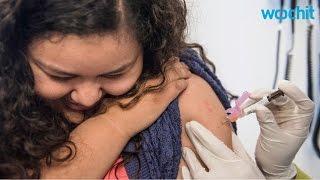 Routine School Vaccinations Raise HPV Shots