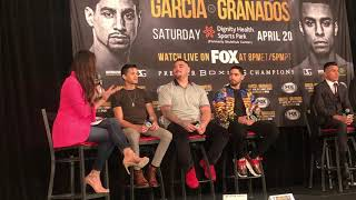 Andy Ruiz First Time Fighting For PBC